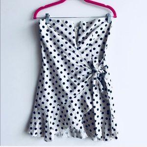 Dresses - Adorable Polka Dot Cotton Dress